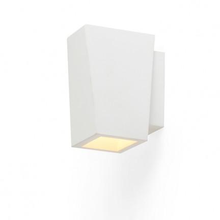 RENDL lámpara de pared KUBIS de pared yeso 230V G9 40W R10455 1
