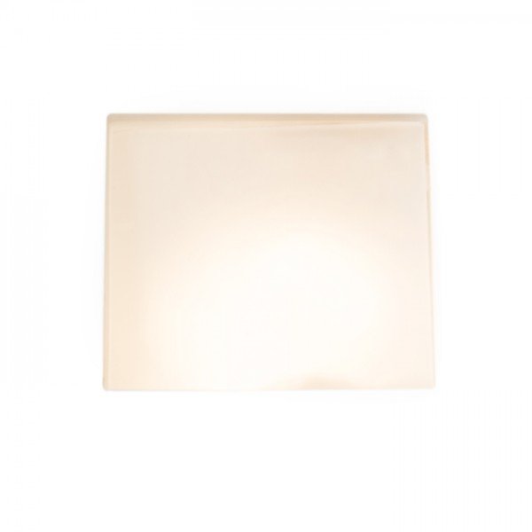 RENDL recessed light DAN SQ 70 square plaster 12V GU5,3 50W R10463 1