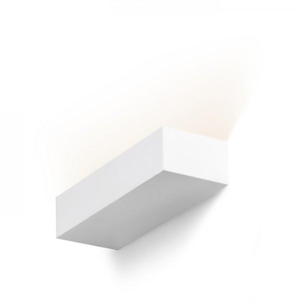 RENDL Zidna svjetiljka WIM zidna gips 230V G9 2x40W R10465 1