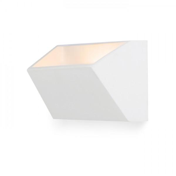 RENDL væglampe MEX væg gips 230V G9 2x40W R10468 1