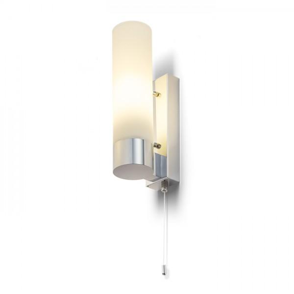 RENDL væglampe CACHA I krom 230V E27 20W IP44 R10497 1