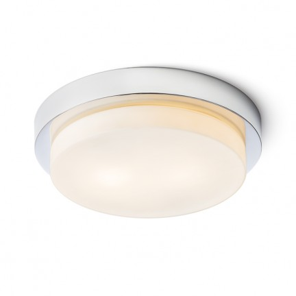 RENDL surface mounted lamp GORRA ceiling chrome 230V E14 2x40W IP44 R10500 1