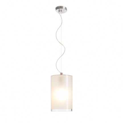 RENDL pendent GIO pendant satinated glass 230V E27 42W R10503 1