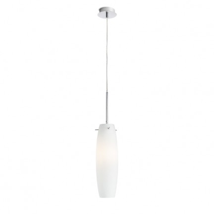 RENDL pendent BONGO I pendant opal-colored glass 230V E14 42W R10512 1