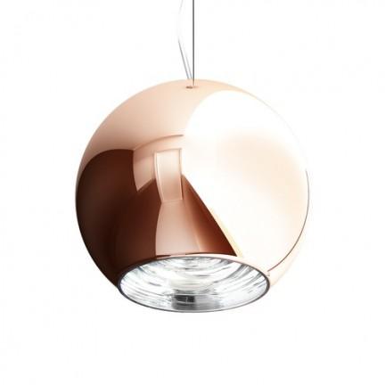 RENDL závěsné svítidlo BEAU MONDE 25 závěsná měděné sklo 230V E27 25W R10517 1