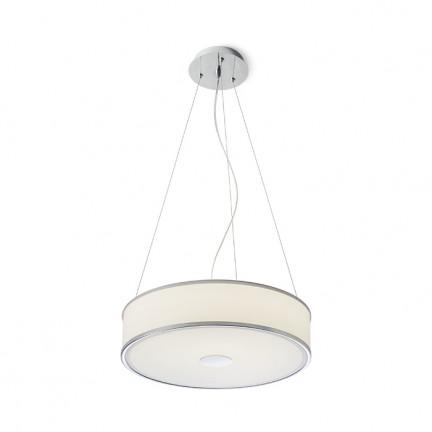 RENDL hanglamp CASSABLANCA 40 hanglamp Chroom 230V 2GX13 22+40W R10522 1