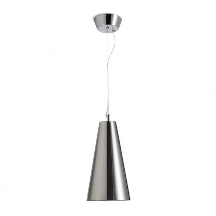 RENDL hanglamp GABIN hanglamp Chroomglas 230V E27 28W R10524 1