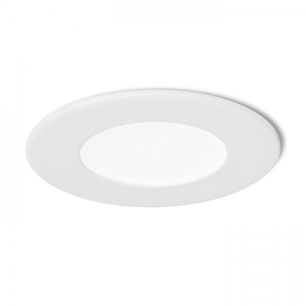 RENDL spotlight SLENDER R 8 recessed white 230V LED 3W 3000K R10559 1