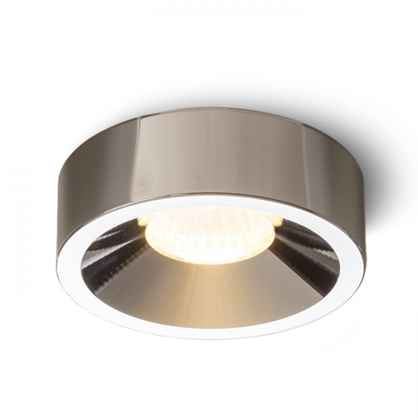 RENDL recessed light EGO recessed chrome 230V LED 3W 3000K R10563 1