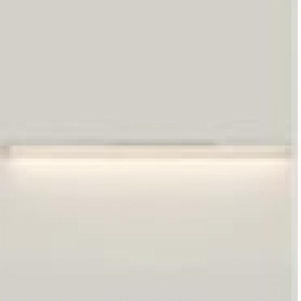 RENDL overflademonteret lampe MIZZI loft mat hvid 230V LED 22W 46° IP54 4000K R10571 1