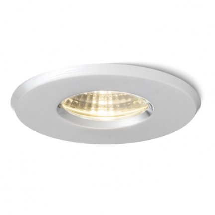 RENDL verzonken lamp MERGO R inbouwlamp Chroom 230V LED 6.5W IP44 3000K R10572 1