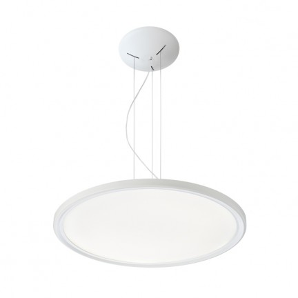 RENDL pendent MONETA pendant white 230V LED 36W 3000K R10581 1