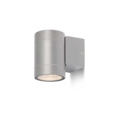 RENDL outdoor lamp MIZZI I silver grey 230V GU10 35W IP54 R10600 1