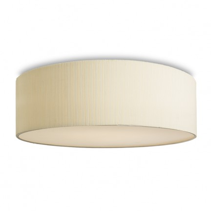 RENDL surface mounted lamp LALO 60 ceiling cream white 230V E27 3x42W R10607 1