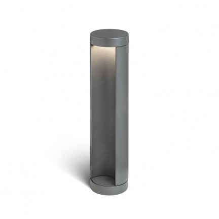 RENDL outdoor lamp SONET 450 bollard anthracite grey 230V LED 7W 55° IP54 3000K R11171 1
