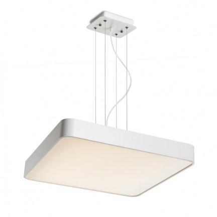 RENDL Hängeleuchte MENSA SQ 48 Pendelleuchte weiß 230V LED 56W 3000K R11291 1