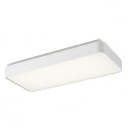 RENDL luminaire encastrable MENSA RC plafond blanc 230V LED 36W 3000K R11295 1