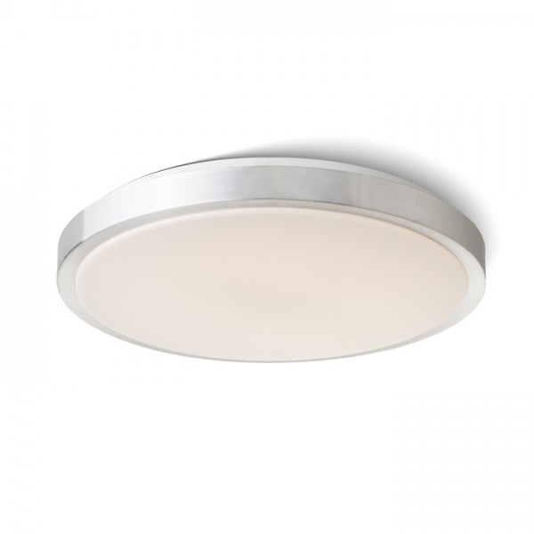 RENDL surface mounted lamp MELISA 52 ceiling aluminum 230V LED 40W 3000K R11297 1