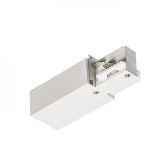 RENDL LED goulotte et systèmes EUTRAC alimentation à polarité droite blanc 230V R11311 1