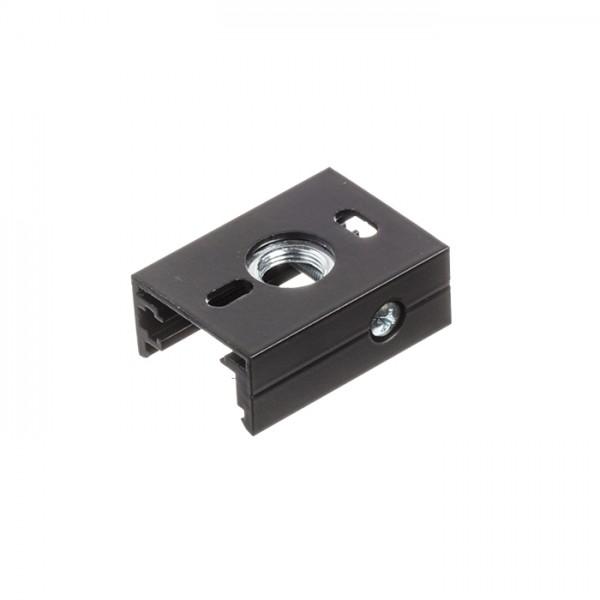 EUTRAC závesný adaptér pre trojokruh. lištu čierna