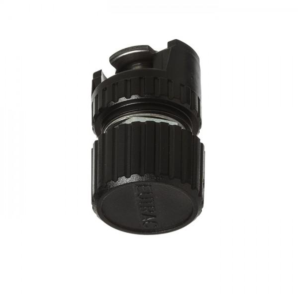 EUTRAC mechanický adaptér čierna