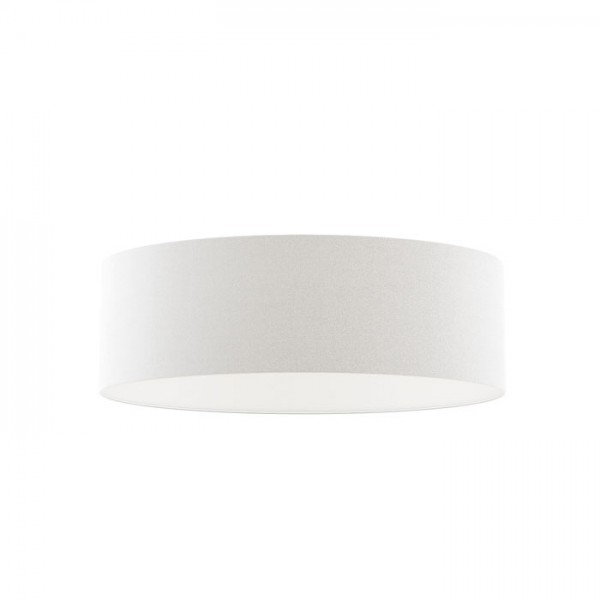 RENDL shades and accessories, bases, pendent sets RON 60/19 shade Polycotton white/white PVC max. 23W R11490 1
