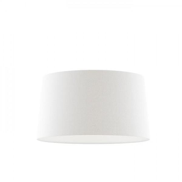 ASPRO 55/30 tienidlo  Polycotton biela/biele PVC  max. 23W