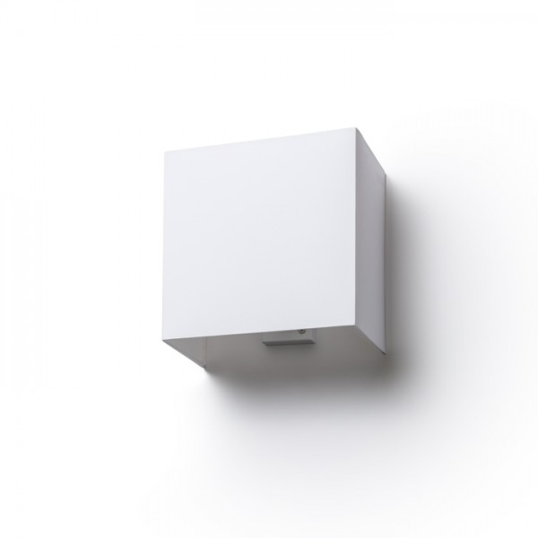 LOPE W 25/14 nástenná  Polycotton biela/biele PVC 230V E27 28W
