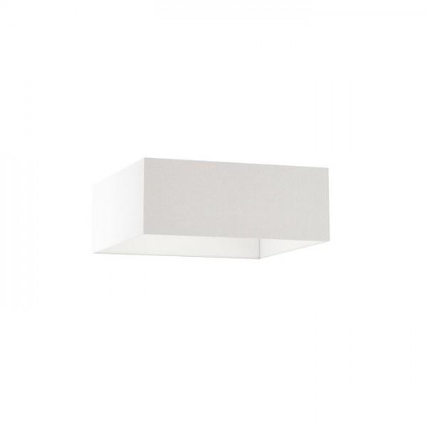 TEMPO 50/19 tienidlo  Polycotton biela/biele PVC  max. 23W