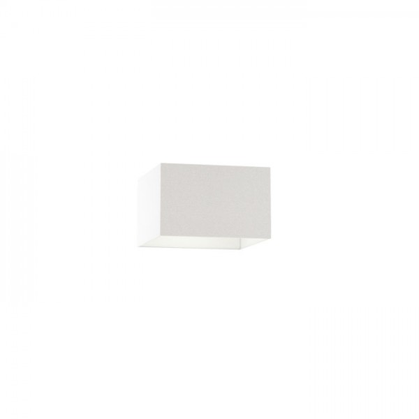 TEMPO 30/19 tienidlo  Polycotton biela/biele PVC  max. 23W