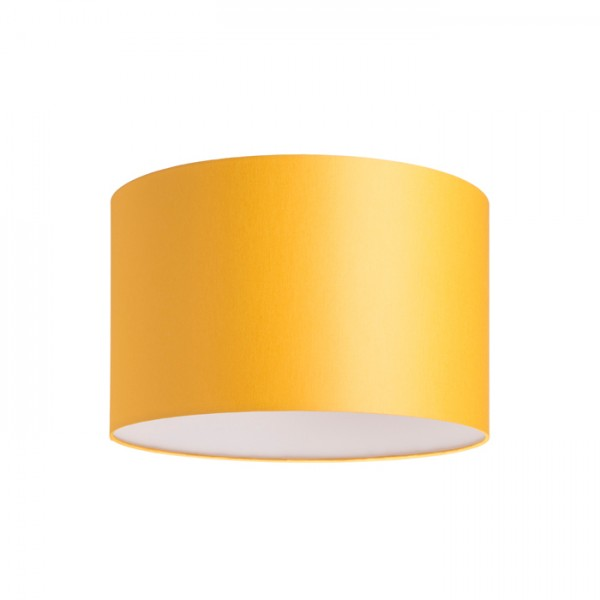 RENDL shades for lamps RON 40/25 shade Chintz apricot/white PVC max. 23W R11510 1