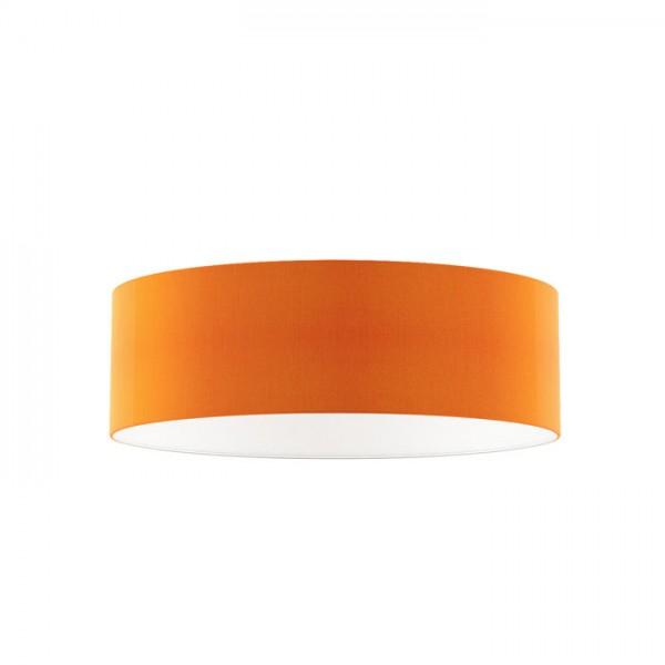 RON 60/19 tienidlo  Chintz oranžová/biele PVC  max. 23W