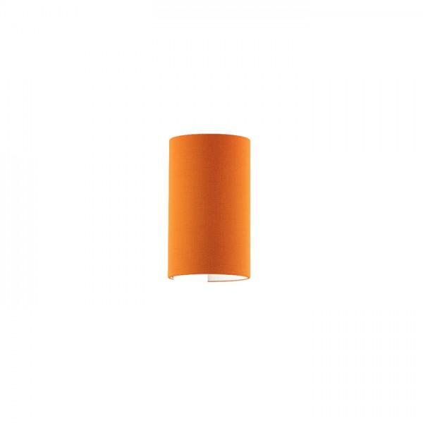 RON W 15/25 nástenná  Chintz oranžová/biele PVC 230V E27 28W