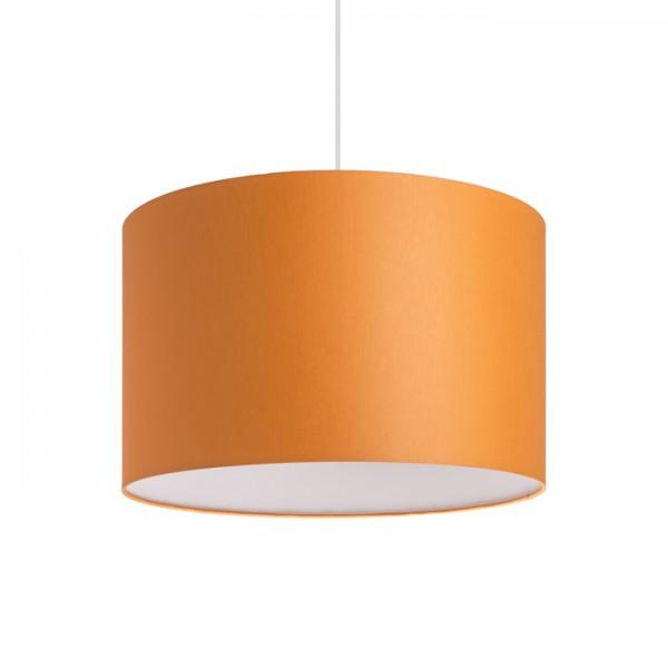 RON 40/25 tienidlo  Chintz oranžová/biele PVC  max. 23W