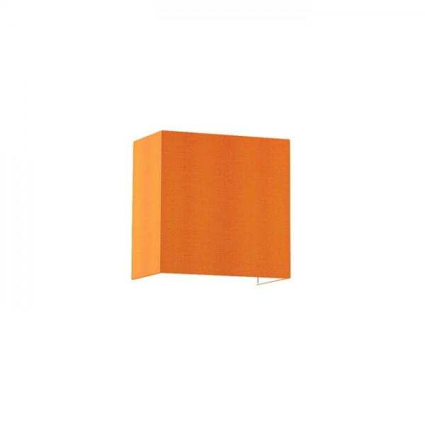 LOPE W 25/14 nástenná  Chintz oranžová/biele PVC 230V E27 28W