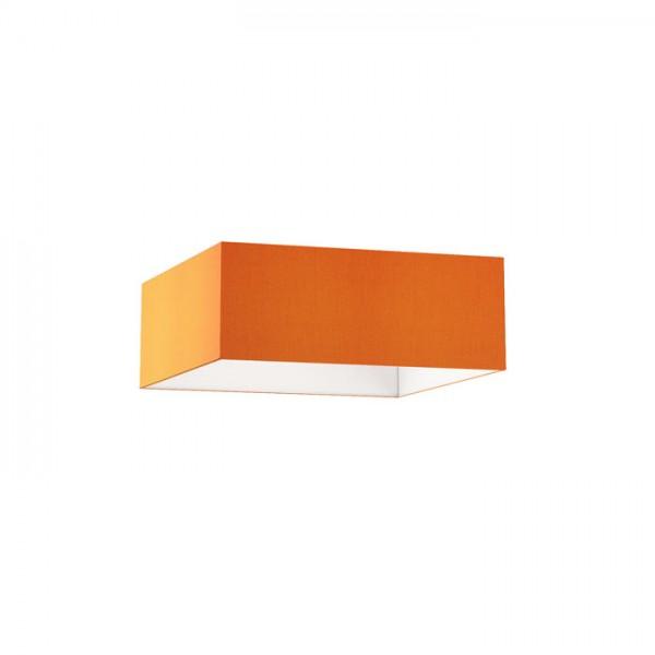 TEMPO 50/19 tienidlo  Chintz oranžová/biele PVC  max. 23W