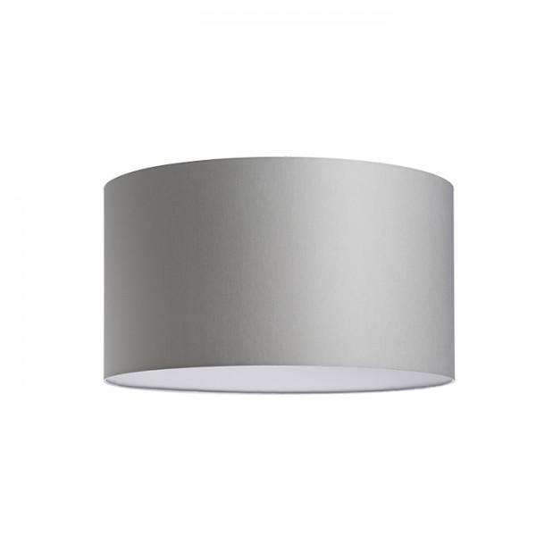 RON 55/30 tienidlo  Chintz svetlo sivá/biele PVC  max. 23W