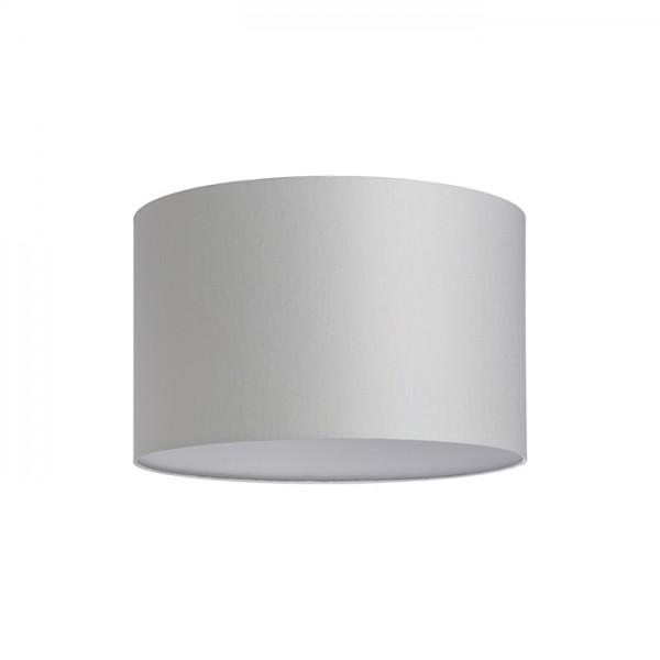 RON 40/25 tienidlo  Chintz svetlo sivá/biele PVC  max. 23W