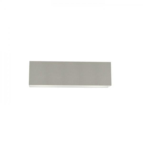 LOPE 80/23 tienidlo  Chintz svetlo sivá/biele PVC  max. 23W