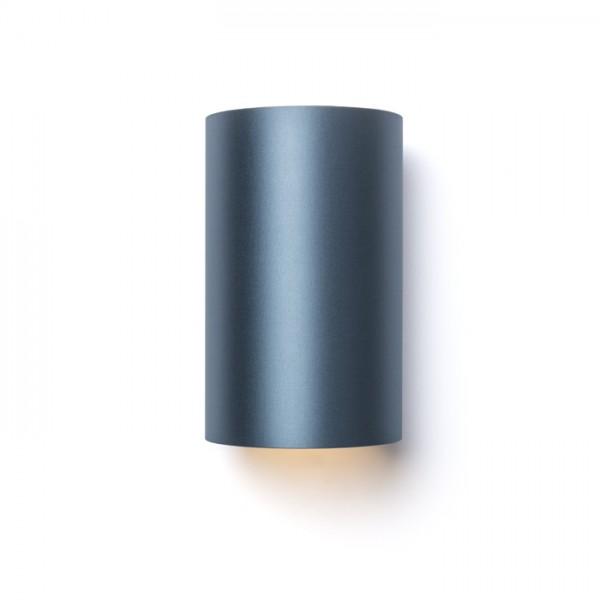 RON W 15/25 nástenná  Monaco petrolejová/strieborné PVC 230V E27 28W