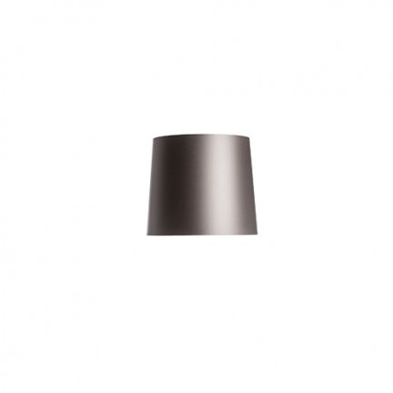 RENDL shades for lamps CONNY 35/30 shade Monaco dove gray/silver PVC max. 23W R11592 1