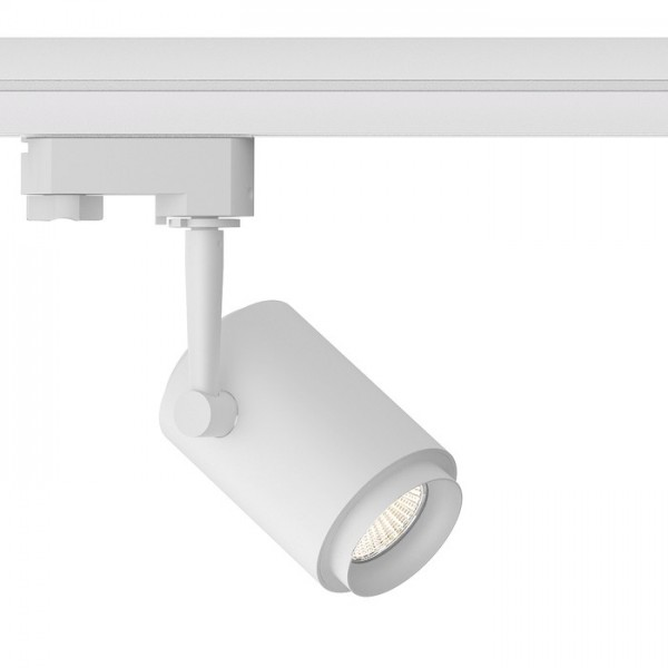RENDL LED-bånd og systemer REMARK for 3-faset skinne hvid 230V/250mA LED 9W 38° 3000K R11696 1