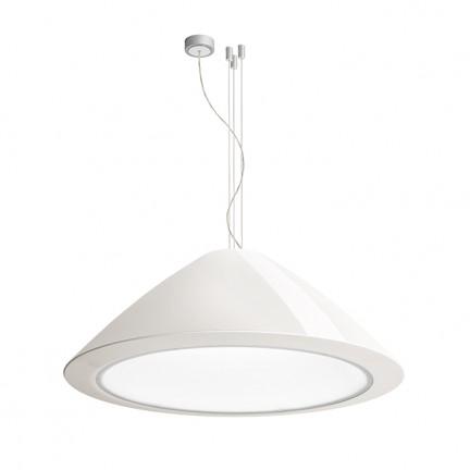RENDL závěsné svítidlo ROND 80 závěsná bílá 230V LED 25W 4000K R11710 1