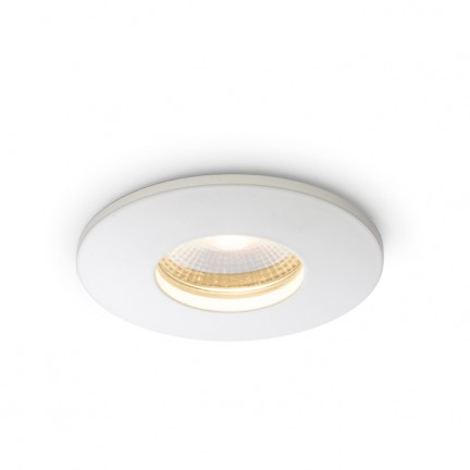 RENDL recessed light WATERBOY R matte white 230V LED 10W 40° IP65 3000K R11725 1
