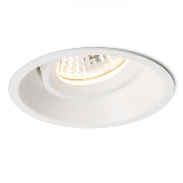 RENDL recessed light SOBER recessed white 230V GU10 50W R11738 1