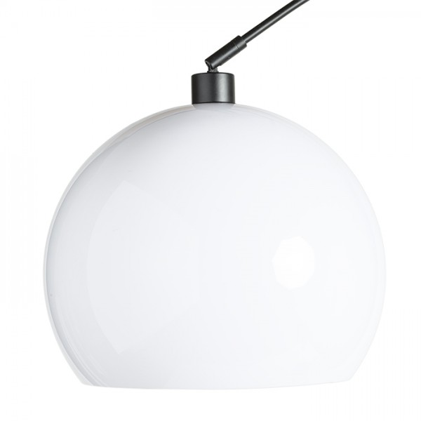 RENDL shades and accessories, bases, pendent sets CLOW 35 shade frosted acrylic max. 25W R11764 1