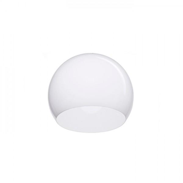 RENDL lámpabúra CLOW 35 lámpabúra tej akril max. 25W R11764 1