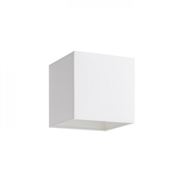 TEMPO 15/15 tienidlo  Polycotton biela/biele PVC  max. 28W