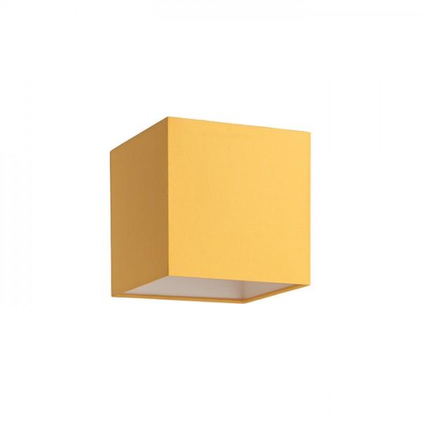 TEMPO 15/15 tienidlo  Chintz oranžová/biele PVC  max. 28W