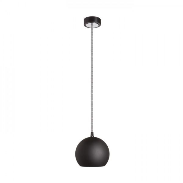 RENDL závěsné svítidlo COPA závěsná černá sklo 230V E27 28W R11824 1